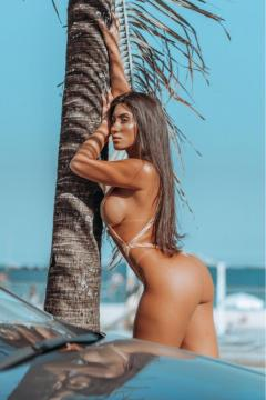 Isis Brazilian escort in Dubai